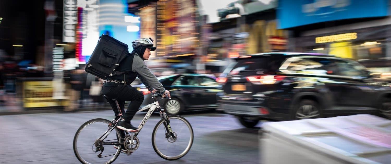 Verdienst Fahrradkurier