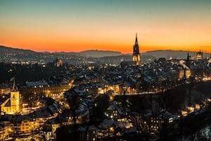 Fahrradkurier-Bern