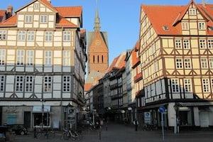 Fahrradkurier-Hannover
